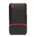 Griffin Elan Form Black/Raspberry for iPhone 3G, 3GS (GB01379)